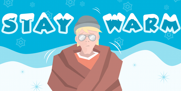 6 Tricks To Stay Warm Without Cranking Up The Heat